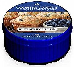 Parfüm, Parfüméria, kozmetikum Tea illatgyertya - Country Candle Blueberry Muffin Daylight