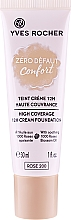 "Parfüm, Parfüméria, kozmetikum Alapozó ""Komfort. Nulla hiányosság"" - Yves Rocher Zero Defaut Comfort 12h Cream Foundation"