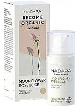 Parfüm, Parfüméria, kozmetikum Alapozó fluid - Madara Cosmetics Become Organic Moon Flower Tinting Fluid