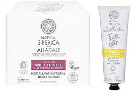 Parfüm, Parfüméria, kozmetikum Szett - Natura Siberica Alladale (b/scrub/370ml + h/cr/75ml)