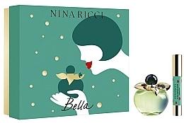 Parfüm, Parfüméria, kozmetikum Nina Ricci Bella - Szett (edt/80ml + lipstick)