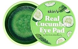 """Parfüm, Parfüméria, kozmetikum Arc- és szemtapasz """"Uborka"""" - Skin79 Real Cucumber Eye Pad"""