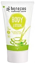 "Parfüm, Parfüméria, kozmetikum Testápoló lotion ""Aloe vera"" - Benecos Natural Care Aloe Vera Body Lotion"