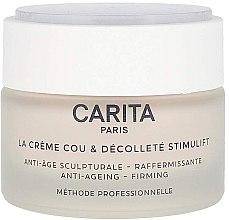 Parfüm, Parfüméria, kozmetikum Nyak- és dekoltázskrém - Carita La Creme Cou Et Decollete Stimulift
