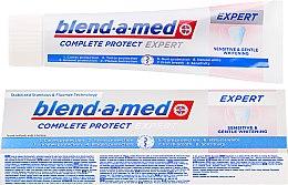 Parfüm, Parfüméria, kozmetikum Fogkrém - Blend-a-med Complete Protect Expert Sensitive & Gentle Whitening Toothpaste