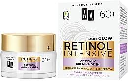 """Parfüm, Parfüméria, kozmetikum Aktív nappali krém """"Ránctalanítás + helyreállítás"""" - AA Retinol Intensive 60+ Cream"""