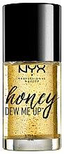 Parfüm, Parfüméria, kozmetikum Sminkalap - NYX Professional Makeup Honey Dew Me Up Primer