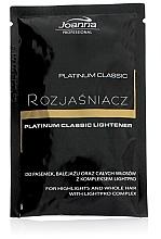 Parfüm, Parfüméria, kozmetikum Hajfehérítő - Joanna Professional Platinum Classic Lightener (sashet)