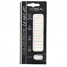 Parfüm, Parfüméria, kozmetikum Körömmatrica - L'Oreal Paris Stickers Color Riche Le Nail Art