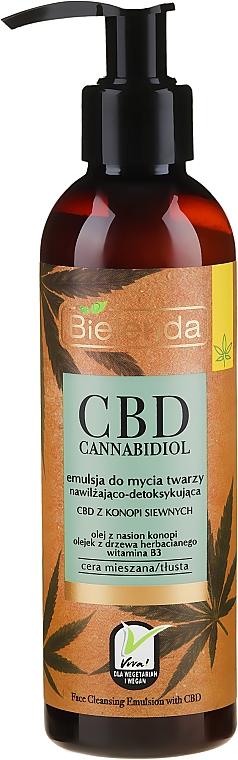 Arcemulzió - Bielenda CBD Cannabidiol Emulse