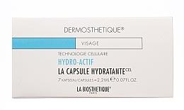 Parfüm, Parfüméria, kozmetikum Sejtaktív intenzíven hidratáló kapszullák - La Biosthetique Dermosthetique Hydro-Actif La Capsule Hydratante