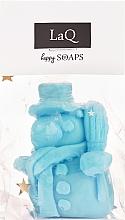 """Parfüm, Parfüméria, kozmetikum Kézzel készült természetes szappan """"Hóember"""", gyümölcs illattal - LaQ Happy Soaps Natural Soap"""