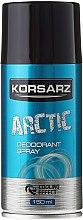 Parfüm, Parfüméria, kozmetikum Dezodor - Pharma CF Korsarz Arctic Deodorant