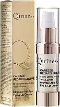 Parfüm, Parfüméria, kozmetikum Ránctalanító szemkörnyék ápolás - Qiriness Caresse Regard Sublime