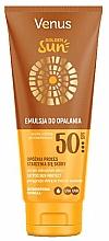 Parfüm, Parfüméria, kozmetikum Napvédő lotion SPF 50 - Venus Golden Sun Lotion SPF 50