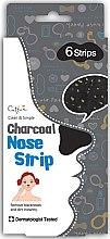 Parfüm, Parfüméria, kozmetikum Pórustisztító tapasz orra - Cettua Charcoal Nose Strip