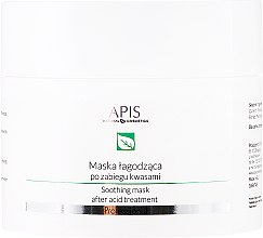 Parfüm, Parfüméria, kozmetikum Arcmaszk - APIS Professional Exfoliation Soothing Mask After Acid Treatment