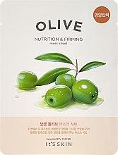 Parfüm, Parfüméria, kozmetikum Szövetmaszk - It's Skin The Fresh Olive Mask Sheet