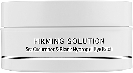 Parfüm, Parfüméria, kozmetikum Hidrogél szemtapasz tengeri uborka és fekete gyöngy púder kivonatával, standard méret - BeauuGreen Sea Cucumber & Black Hydrogel Eye Patch