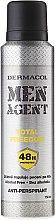 Parfüm, Parfüméria, kozmetikum Izzadásgátló - Dermacol Men Agent Total Freedom 48H Protection Anti-Perspirant
