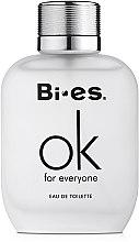 Parfüm, Parfüméria, kozmetikum Bi-Es Ok For Everyone - Eau De Toilette