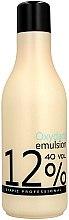 Parfüm, Parfüméria, kozmetikum Színelőhívó emulzió 12% - Stapiz Professional Oxydant Emulsion 40 Vol