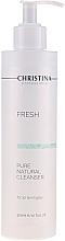 Parfüm, Parfüméria, kozmetikum Arctisztító gél minden bőrtípusra - Christina Fresh Pure & Natural Cleanser
