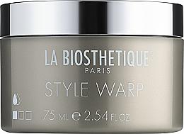 Parfüm, Parfüméria, kozmetikum Wax fénnyel tartós fixálás - La Biosthetique Style Warp
