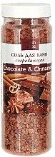 Parfüm, Parfüméria, kozmetikum Fürdősó - Fresh Juice Chocolate & Cinnamon