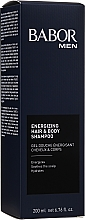 """Parfüm, Parfüméria, kozmetikum Sampon és tusfürdő """"Energia forrás"""" - Babor Men Energizing Hair & Body Shampoo"""