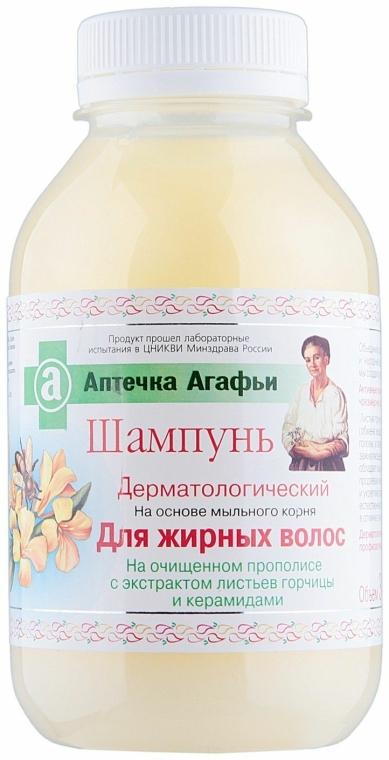 Sampon zsíros hajra - Agáta nagymama receptjei