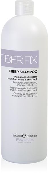 Multifunkciós erősítő sampon - Fanola Fiber Fix Fiber Shampoo