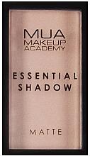 Parfüm, Parfüméria, kozmetikum Szemhéjfesték - MUA Essential Shadow Matte (Mushroom)
