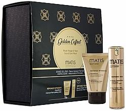 Parfüm, Parfüméria, kozmetikum Szett - Matis Golden Coffrete Densifiance (f/cr/50ml + eye/balm/15ml)