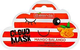"Parfüm, Parfüméria, kozmetikum ""Mangó"" habzó maszk - Bielenda Cloud Mask Mango Balango"