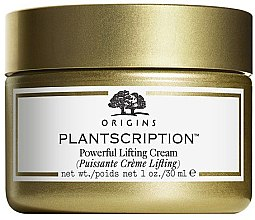 Parfüm, Parfüméria, kozmetikum Intenzív arckrém lifting hatással - Origins Plantscription Powerful Lifting Cream