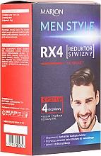 Parfüm, Parfüméria, kozmetikum Férfi hajfesték - Marion Men Style 4 Steps Grey Hair Reducer