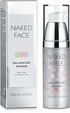 Parfüm, Parfüméria, kozmetikum Kiegyensúlyozó primer - Holika Holika Naked Face Balancing Primer