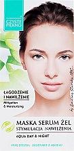 """Parfüm, Parfüméria, kozmetikum Arcmaszk és szérum """"Aloe"""" - Czyste Piekno Face Mask Serum Gel"""