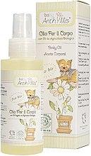 Parfüm, Parfüméria, kozmetikum Testápoló olaj - Baby Anthyllis Body Oil