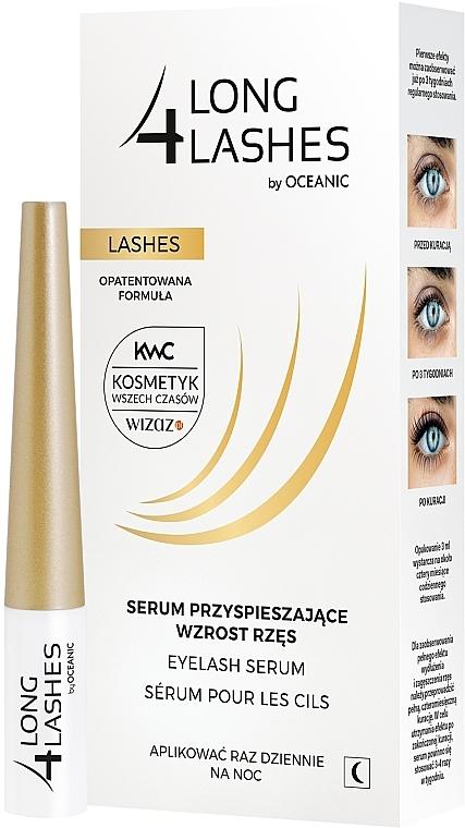 Szempillaerősítő szérum - Long4Lashes Eyelash Enhancing Serum