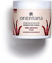 """Parfüm, Parfüméria, kozmetikum """"Japán rózsa és lychee"""" testápoló olaj - Orientana Rose Body Oil"""