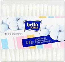 Parfüm, Parfüméria, kozmetikum Fültisztító pálcika kocka dobozos, 100db - Bella