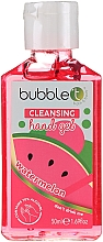 """Parfüm, Parfüméria, kozmetikum Kézfertőtlenítő gél """"Görögdinnye"""" - Bubble T Watermelon Hand Cleansing Gel"""