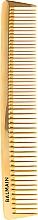 Parfüm, Parfüméria, kozmetikum Professzionális hajvágó fésű - Balmain Paris Hair Couture Golden Cutting Comb