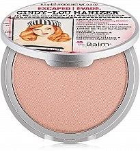 Parfüm, Parfüméria, kozmetikum Highlighter, shimmer és szemhéjfesték - theBalm Cindy-Lou Manizer Highlighter & Shadow
