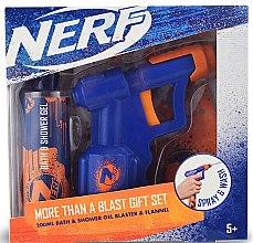Parfüm, Parfüméria, kozmetikum Szett - EP Line Nerf Blaster Set (sh/gel/200ml + toy)