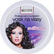 Parfüm, Parfüméria, kozmetikum Hajwax - Bione Cosmetics Professional Hair Wax Silicone