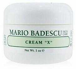 Parfüm, Parfüméria, kozmetikum Száraz bőr krém - Mario Badescu Cream X