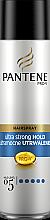 Parfüm, Parfüméria, kozmetikum Hajlakk ultra erős fixálás - Pantene Pro-V Ultra Strong Hold Hair Spray
